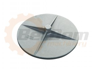 Customized high quality gray iron casting
