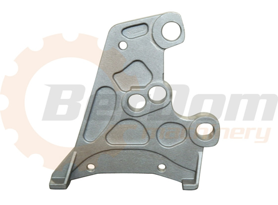 Customized sand casting parts, ductile iron/gray iron textile equipment casting parts