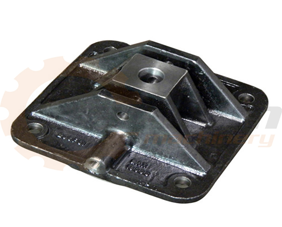 Sand casting,Ductile iron casting parts, Mounting Base