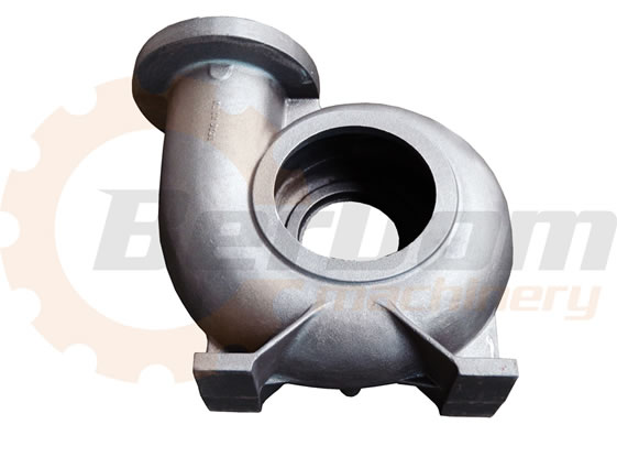 Gray iron casting, construction equipment casting parts