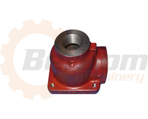 Customized high quality Grey iron casting valve body