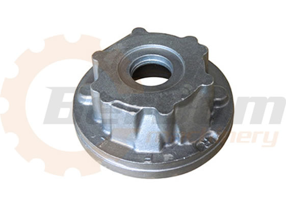 OEM sand casting, high quality ductile iron parts, Cover, Hydraulic motor