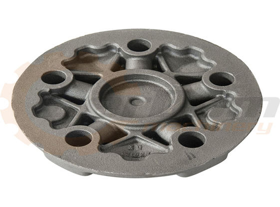 ductile casting parts, and hydraulic pump parts