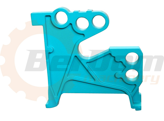 Customized sand casting parts, high quality ductile iron/gray iron casting parts